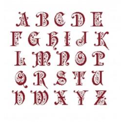 Fiche Broderie Alphabet...